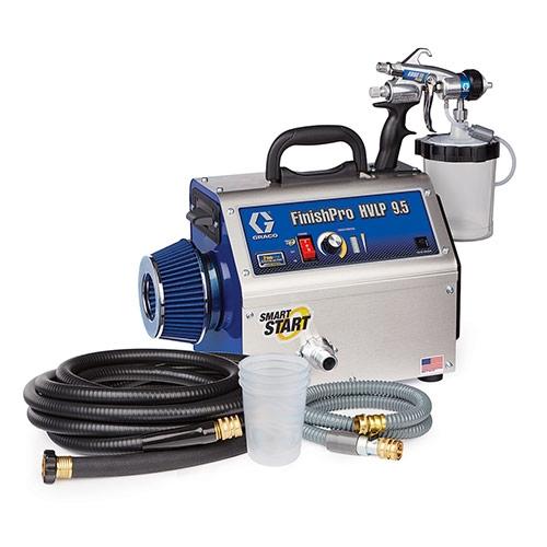 Graco FinishPro HVLP 9 5 ProContractor Series Turbine Paint Sprayer